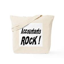 Accountants Rock ! Tote Bag