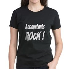 Accountants Rock ! Tee