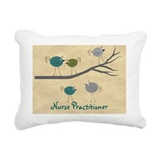 NP tote 6 Rectangular Canvas Pillow