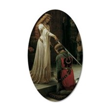 The Accolade Wall Decal Sticker