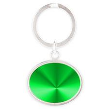 SLIDER Oval Keychain