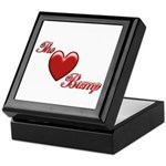 The Love Bump Keepsake Box