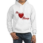 The Love Bump Hooded Sweatshirt