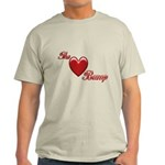 The Love Bump Light T-Shirt