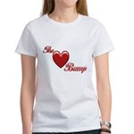 The Love Bump Women's T-Shirt
