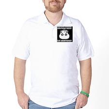 horseman-d4-Buttons T-Shirt