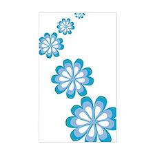 Groovy Flowers Bumper Stickers