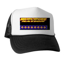 MUSCOGEE NATION Trucker Hat