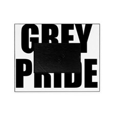 Grey Pride Picture Frame