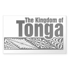 The Kingdom of Tonga - kupesi  Decal