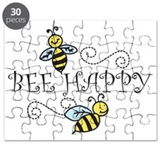 Bee Happy Puzzle