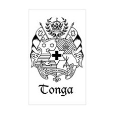 The Coat of Arms - Sila o Tong Decal