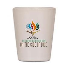 Ceramic Mug Shot Glass