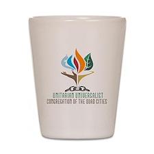 UUCQC Brand Shot Glass