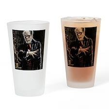 9X12-Sml-framed-print-lonch Drinking Glass