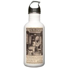 Back In The Day Water Bottle