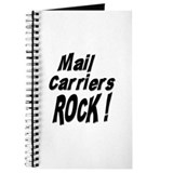 Mail Carriers Rock ! Journal