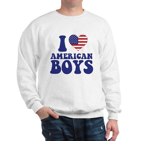 Love American Boys Sweatshirt