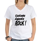 Customs Agents Rock ! Shirt