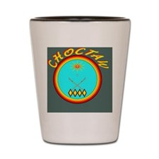 CHOCTAW Shot Glass