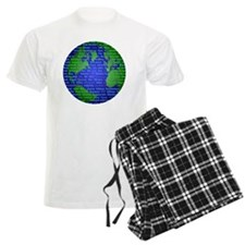Peace On Earth Farsi Pajamas