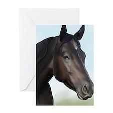 Kellie Digital Painting Greeting Card