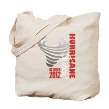 Hurricane Sandy 2012 Tote Bag