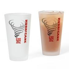 Hurricane Sandy 2012 Drinking Glass