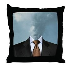 Fumar Throw Pillow