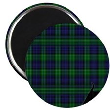 Scottish Terrier Tartan Magnet