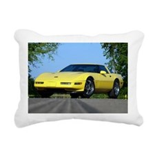 1993 C4 Rectangular Canvas Pillow