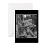 Two Men Greeting Cards (Pk of 10)