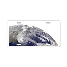 Superstorm Sandy Survivor Aluminum License Plate