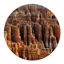 Bryce Canyon National Park Just a Round Car Magnet