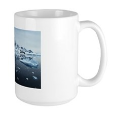 Landscape of Paradise Harbour. Mug