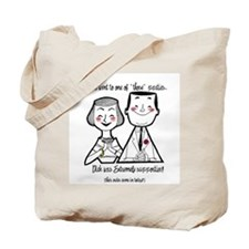 Those Parties Tote Bag