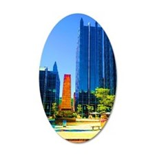 PPG Place in Pittsburgh Wall Decal