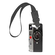 Camera Small Luggage Tag