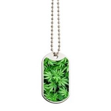 Marijuana Dog Tags