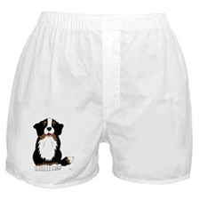 Bernese Mountain Dog Boxer Shorts