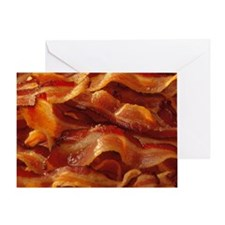 Mmm, Bacon Greeting Card