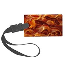 Mmm, Bacon Luggage Tag