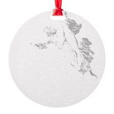 Jesus Saves Soccer Ornament