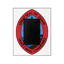 GUAM SEAL Picture Frame