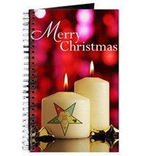 Eastern Star Christmas Card Journal