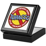 No Tobacco Keepsake Box