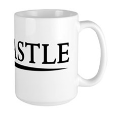 I Love Castle Coffee Mug
