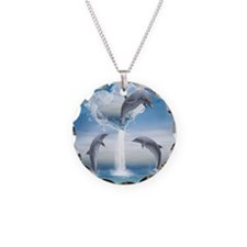 thotd_round_coaster Necklace