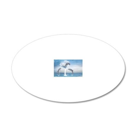 thotd_pillow_case 20x12 Oval Wall Decal