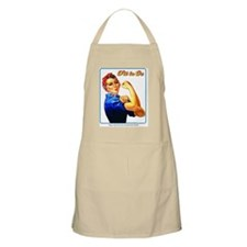 Fit to Go with Rose the Riveter Apron